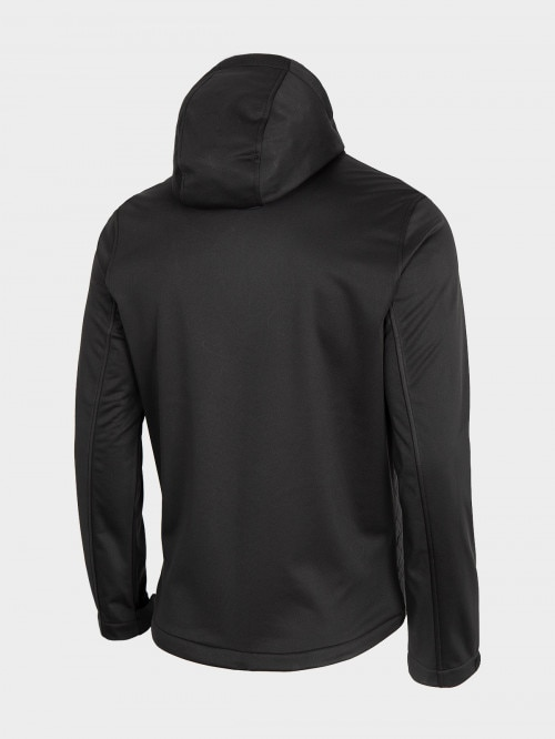 Men's softshell jacket SFM703 - deep black