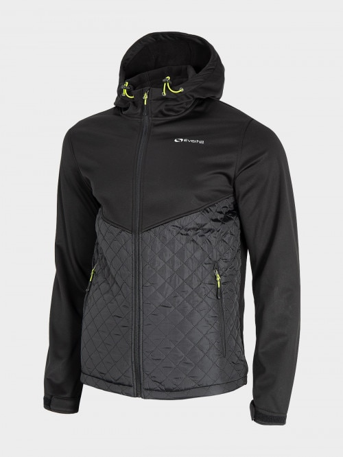 Men's softshell jacket SFM703  deep black