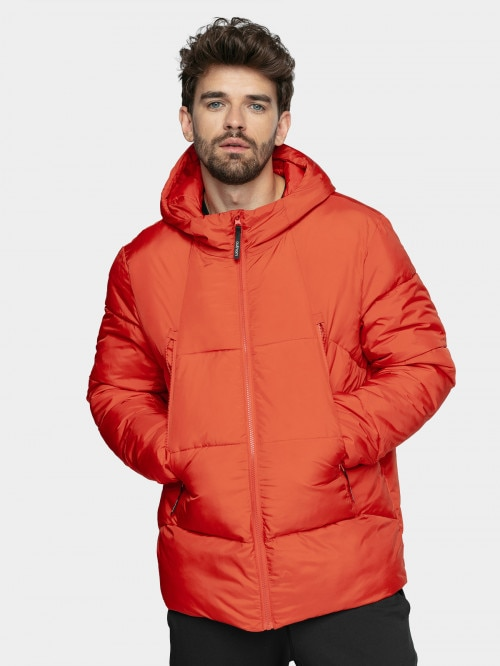 Men's down jacket KUMP602  red