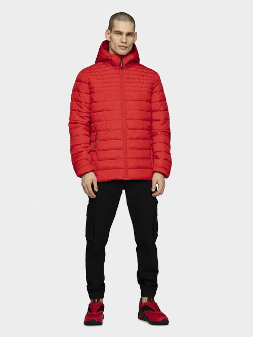 Men's down jacket KUMP603  red