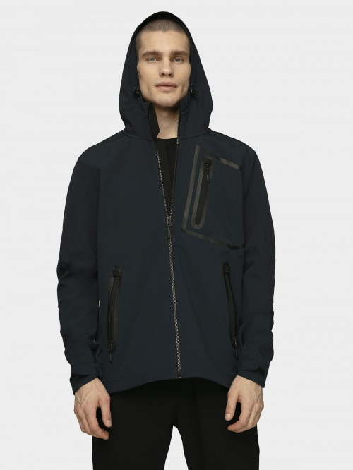 Men's softshell jacket SFM601  navy