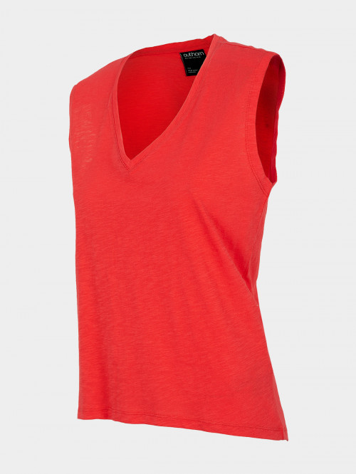 Women's tank top TSD603 - red