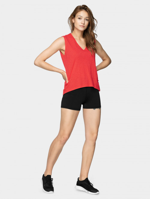 Women's tank top TSD603  red