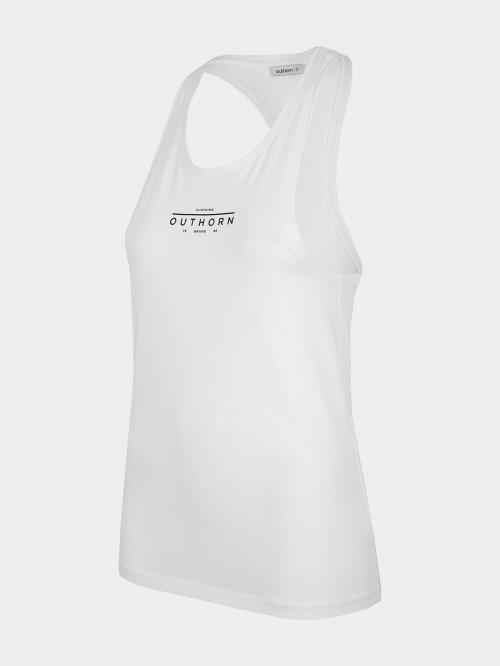 Women's tank top TSD609 - white