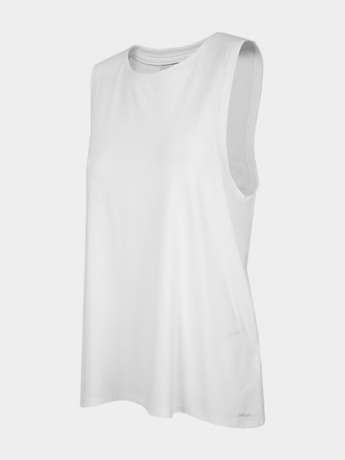 Women's tank top TSD611 - white